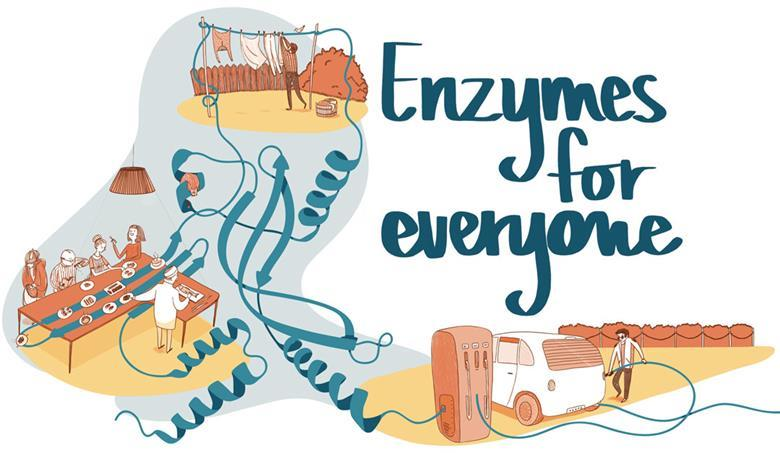 enzymes for everyone feature chemistry world