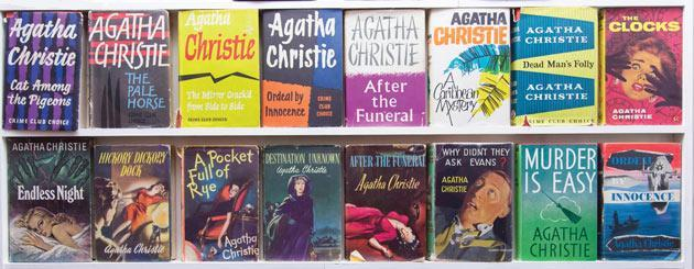 Agatha Christie The Queen Of Crime Chemistry Feature Chemistry