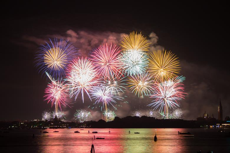 how to time a fireworks display news chemistry world