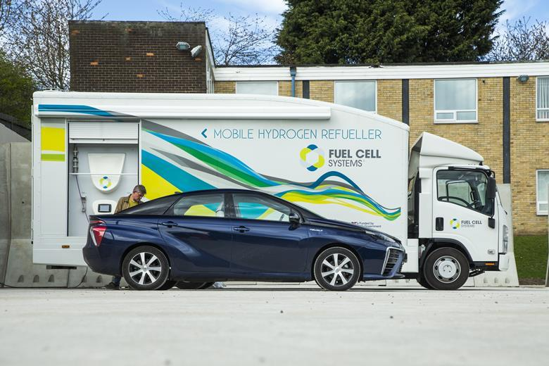 Hydrogen: still the fuel of the future? | Feature | Chemistry World