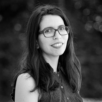 Sofia Papadouli, Marketing manager at CatSci